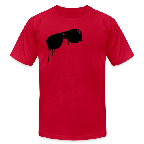 Rad Shades, Man. - Men's Fine Jersey T-Shirt