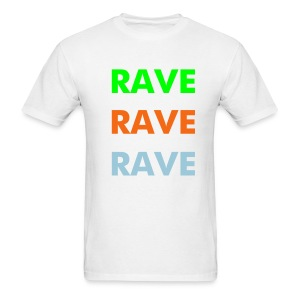 Rave tee - Men's T-Shirt