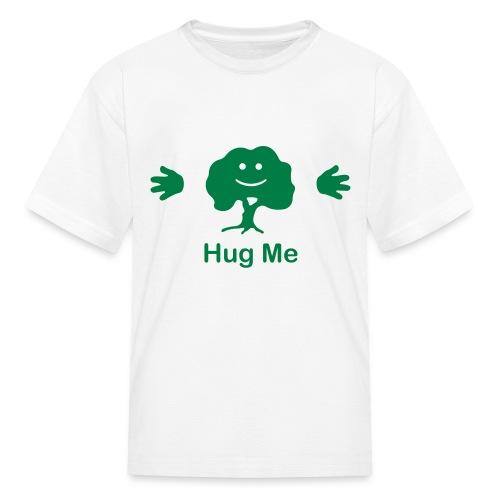 Hug Me Tree - Kids' T-Shirt