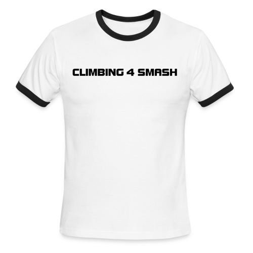 Smash T - Men's Ringer T-Shirt