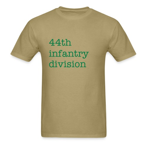 44th infantry wear - Men's T-Shirt