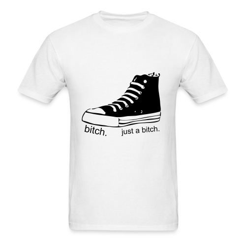 the bitchiest tee you'll ever own - Men's T-Shirt