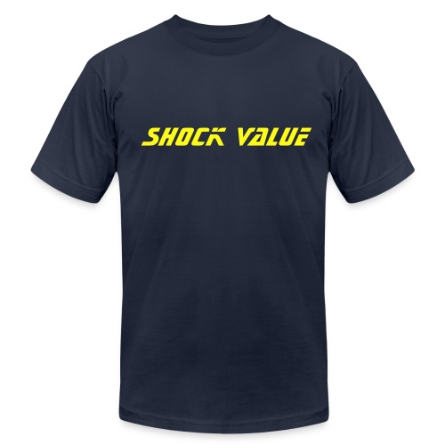 Shock Value Jersey-Mike Thompson - Men's  Jersey T-Shirt