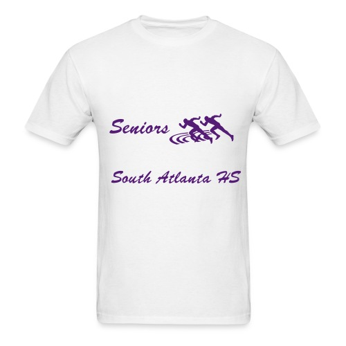 S. Atlanta Senior shirt - Men's T-Shirt