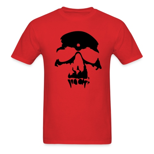 Death Can't Stop Me - Red T-Shirt - Men's T-Shirt
