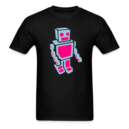 robotico - Men's T-Shirt