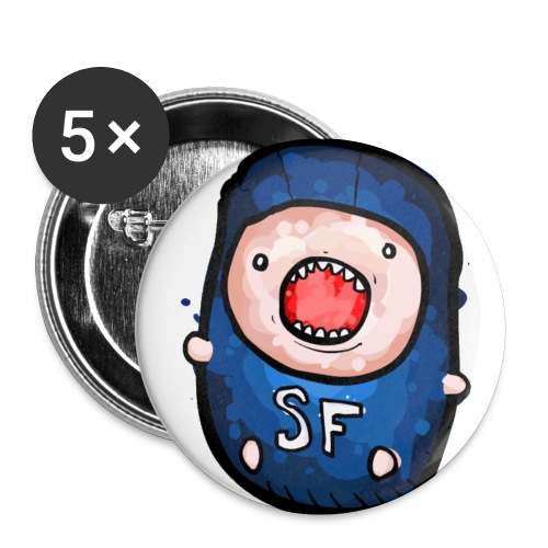 SF BABY BUTTONZ - Small Buttons
