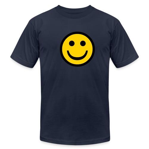 Happy T Shirt - Men's Fine Jersey T-Shirt