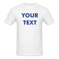 T-Shirts ~ Men's T-Shirt ~ Custom MIDWEIGHT - Mens - Available in 7 Colors