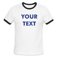 T-Shirts ~ Men's Ringer T-Shirt ~ RINGER TEE - Mens - Available in 8 Colors