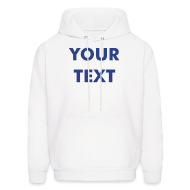 Hoodies ~ Men's Hoodie ~ HOODIE - Mens - Available in 8 Colors