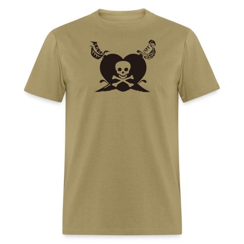 BANDIT HeArT by NEMO - Men's T-Shirt