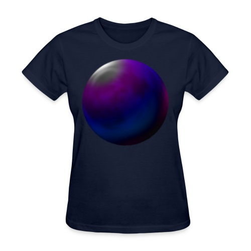 warped world - Women's T-Shirt