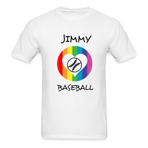 JIMMY BASEBALL - MEN'S - Men's T-Shirt