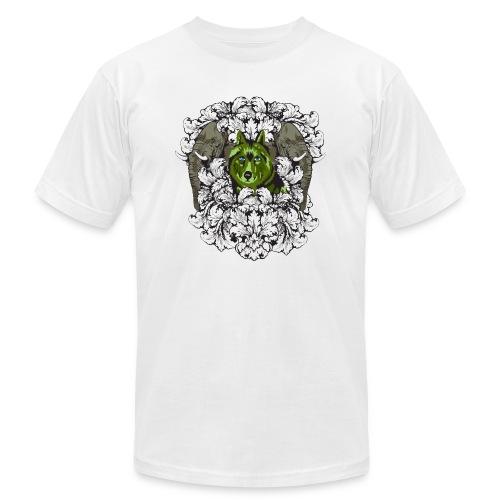 Nature Men's American Apparel Tee - Men's Fine Jersey T-Shirt