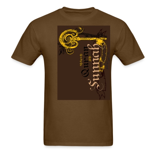 The key to the Quran is the Sunnah - Men's T-Shirt