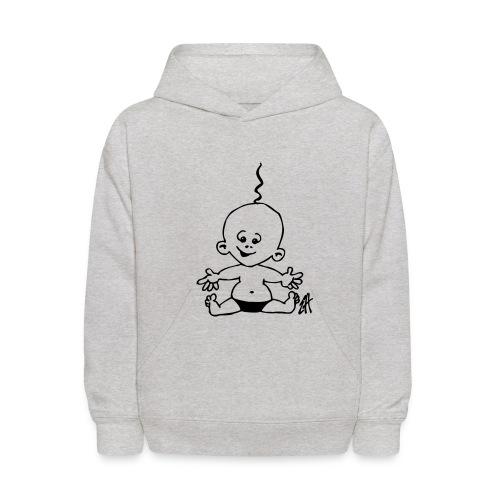 Sweet Motif baby - Kids' Hoodie