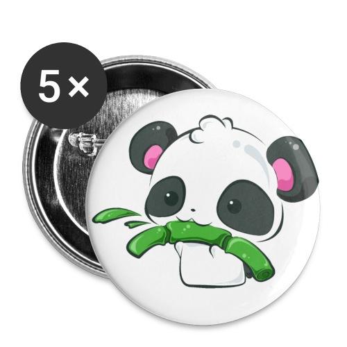 PANDA PIN SMALL - Small Buttons