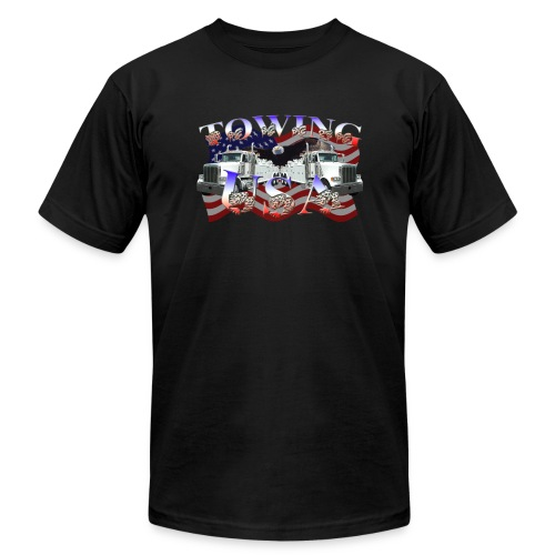 Towing USA Men T AA Brand - Men's Fine Jersey T-Shirt