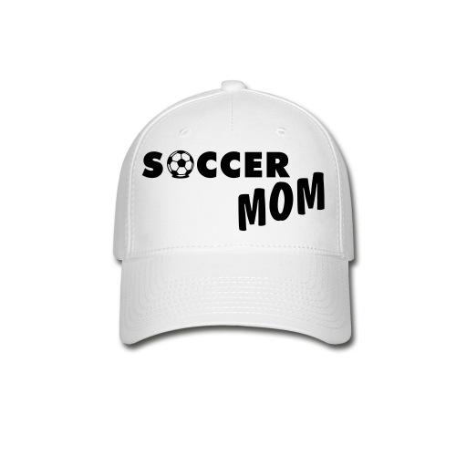 Soccer Mom Baseball Cap - Baseball Cap