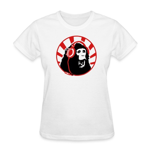 Monkey Sound Lightweight Tee - Women's T-Shirt