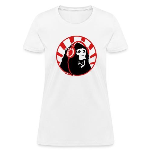 Monkey Sound Lightweight Tee - Women's T-Shirt
