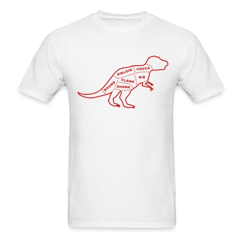 Dinomeat - Men's T-Shirt