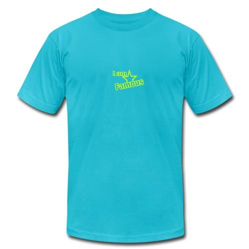 famous - Men's Fine Jersey T-Shirt