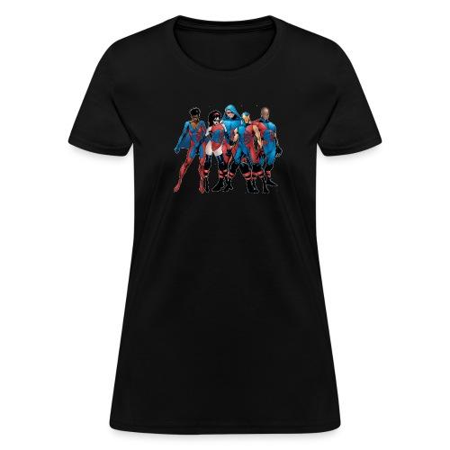 Dynamo 5 Team 2 Women's Tee - Women's T-Shirt