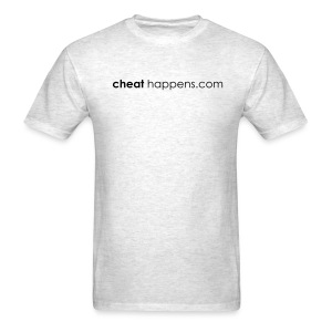 cheathappens.com - Men's T-Shirt
