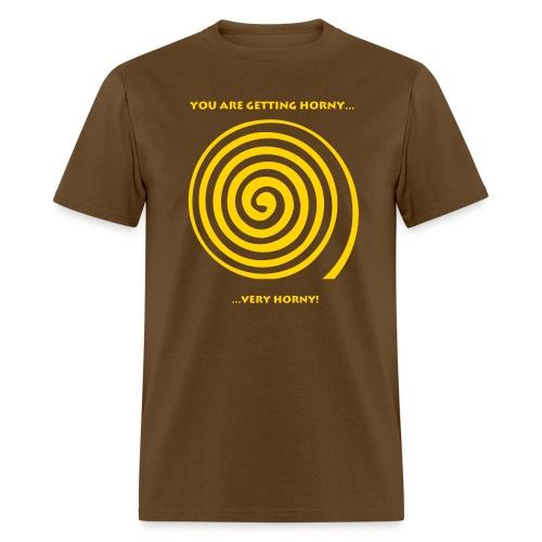 HORNEY - Men's T-Shirt