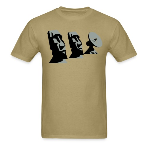 Moai - Men's T-Shirt