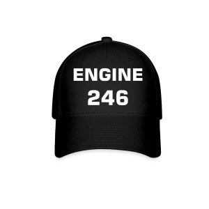Engine 246 Fitted Baseball  Cap - Baseball Cap