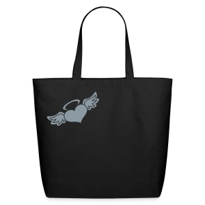 Angel Heart - Eco-Friendly Cotton Tote