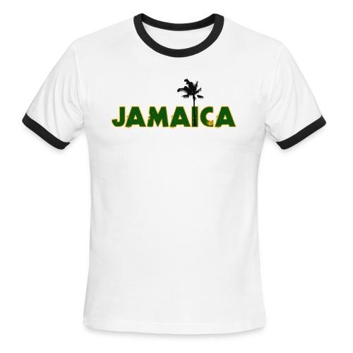 Jamaica - Men's Ringer T-Shirt
