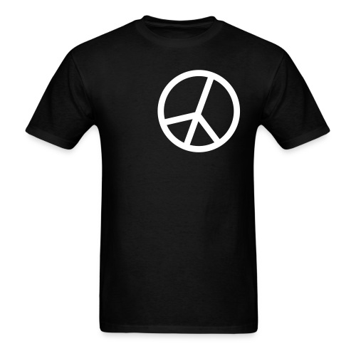 Peace T-Shirt - Men's T-Shirt