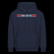 Hoodies ~ Men's Hoodie ~ Cozy hooded sweatshirt