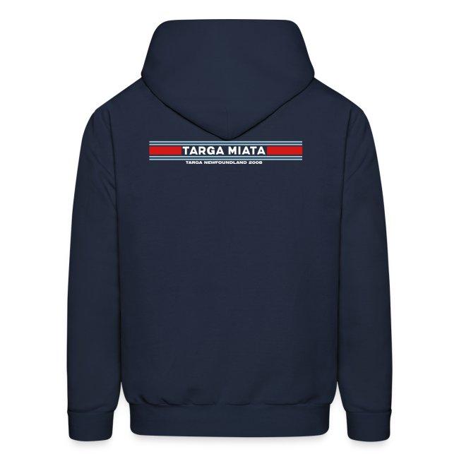 Cozy hooded sweatshirt