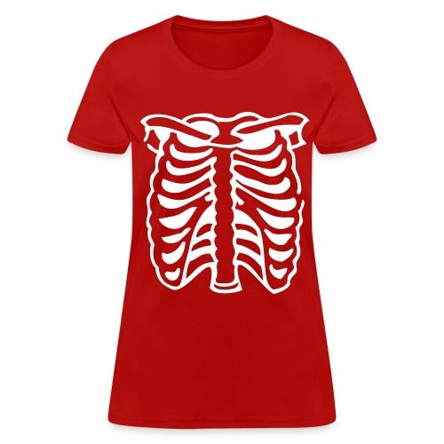 X-Rayed - Women's T-Shirt