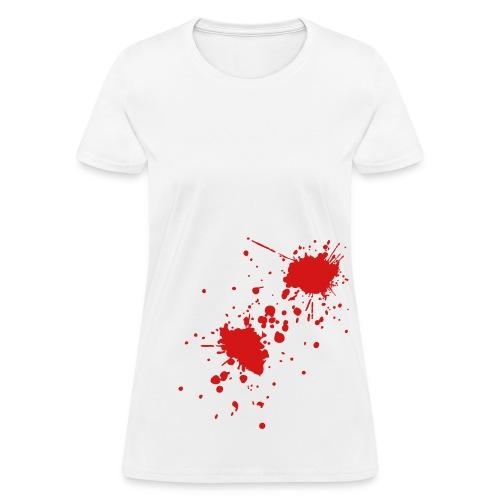 I Think I'm Bleeding - Women's T-Shirt