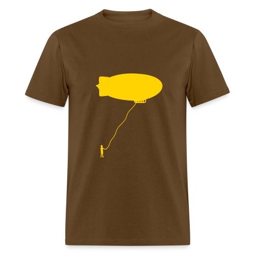 Mean Mug - Men's T-Shirt