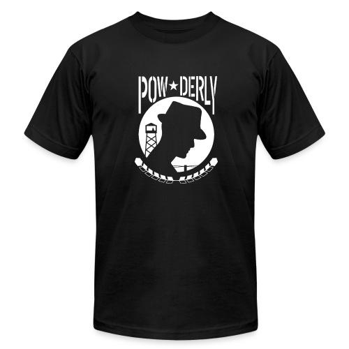 FREE POWDERLY - Men's Fine Jersey T-Shirt