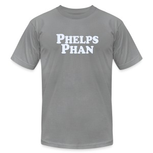 PHELPS PHAN - Men's T-Shirt by American Apparel