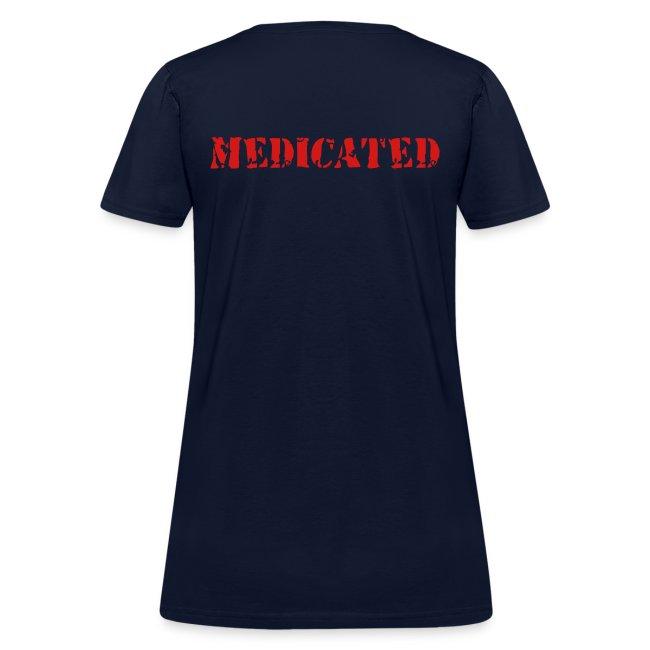 MEDICATED T-Shirts (BACK)