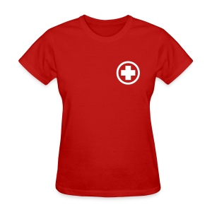 MEDICATED T-Shirts (FRONT) - Women's T-Shirt