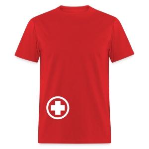 MEDICATED T-Shirts (FRONT) - Men's T-Shirt