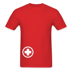 MEDICATED T-Shirts (FRONT) - Men's T-Shirt