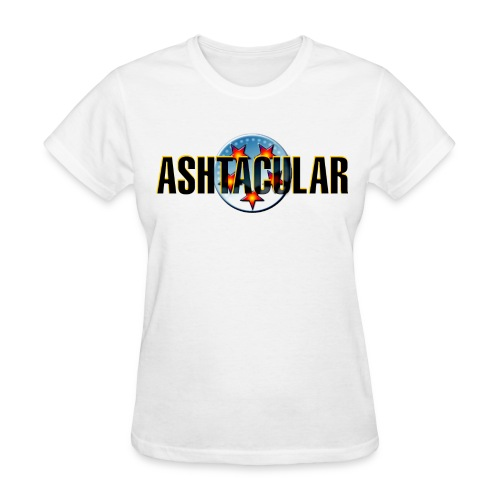 Ashtacular1 - Women's T-Shirt