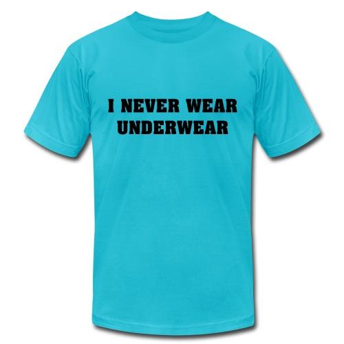 No Underwear - Men's Fine Jersey T-Shirt