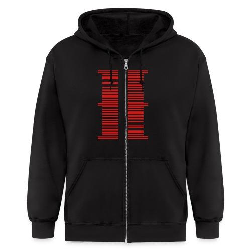 gaming hoodie - Men's Zip Hoodie